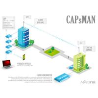 MikroTik CapsMan WiFi репітер