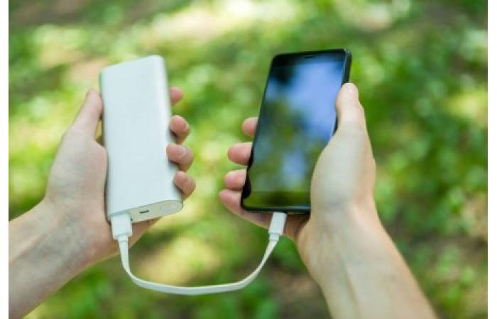 Щоб не трапилось біди, свій смартфон ти заряди! Powerbank