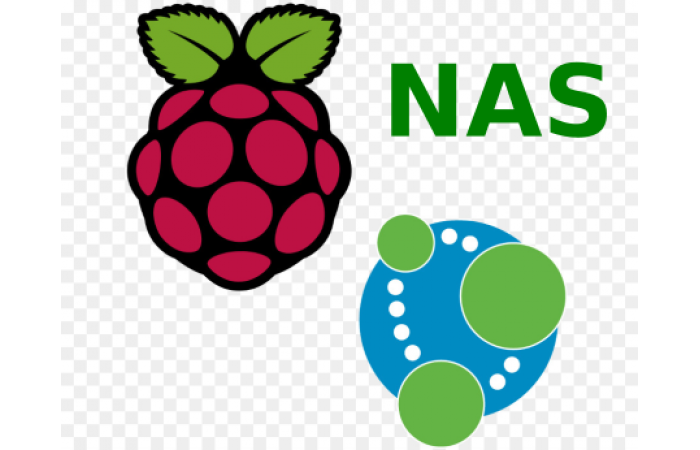 Сервер резервних копій Raspberry NAS