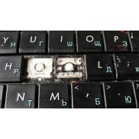 Очищення клавіатури ноутбука від пилу