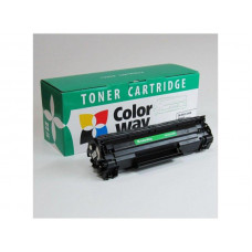 ColorWay  HP CB435A/CB436A/CE285A Can.712/725, Canon 725/712