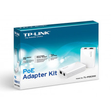 Tp-Link  TL-PoE200KIT PoE Adapter Kit