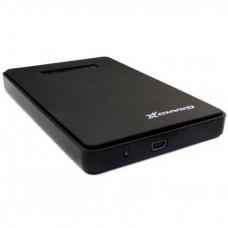 Grand-X  HDE22 USB 2.0 Black