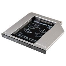 Grand-X  Кишеня HDC-24N для 2.5` SATA HDD 9.5