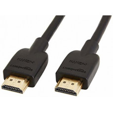 (3м) Відеокабель HDMI to HDMI  v1.4, OD-7.4mm, 2 фильтра