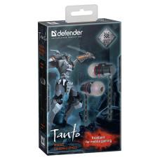Defender  (64451)Tanto чорний + сірий