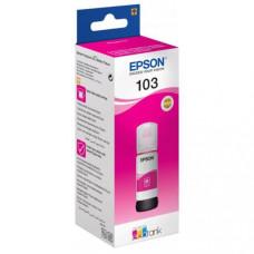 Epson (65мл) C13T00S34A №103 Magenta Epson L3100/L3150/L3100