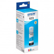 Epson (65мл) C13T00S24A №103 Cyan Epson L3100/L3150/L3100