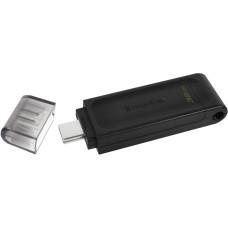 Kingston (32Гб) DT 70 Type-C USB 3.2