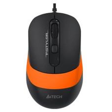 A4 Tech  Fstyler FM10 USB Black/Orange
