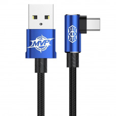Baseus (1м) MVP Elbow Type Cable USB For Type-C CATMVP-A03
